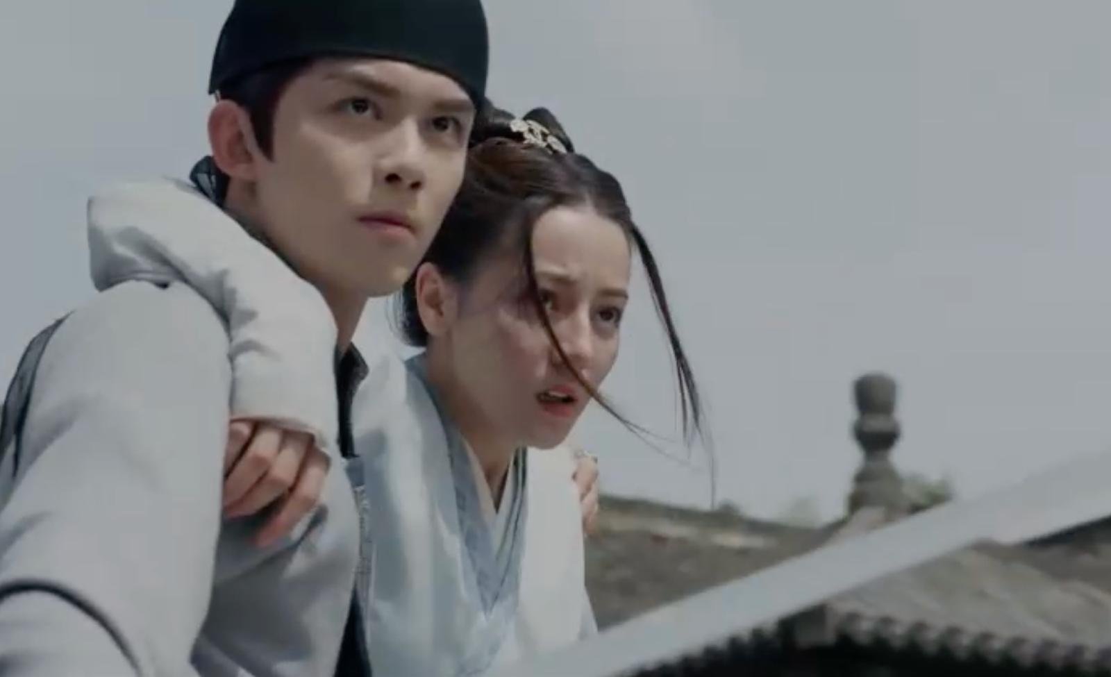 Triệu Lộ Tư tát lệch mặt Lưu Vũ Ninh ở Trường Ca Hành, bắt đầu chiến tranh lạnh vì Địch Lệ Nhiệt Ba! - Ảnh 13.