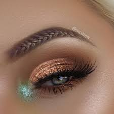 Image result for braided eyebrow