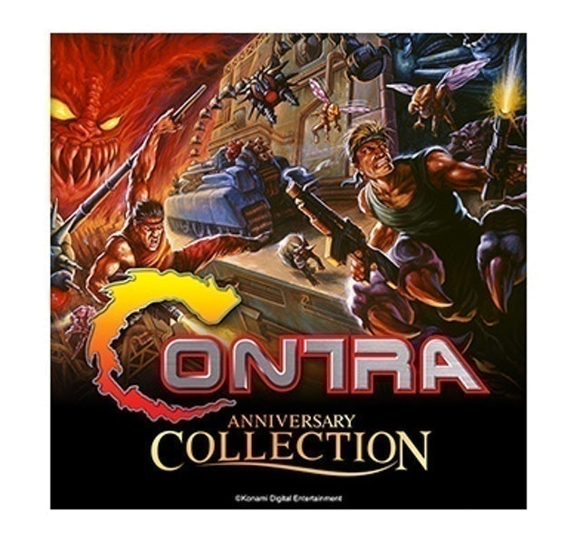 1. Contra Anniversary Collection