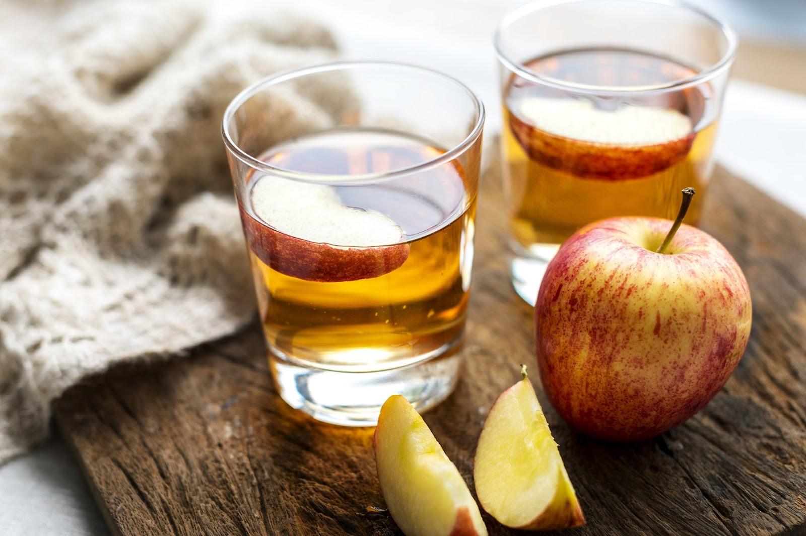 cách chữa hôi miệng dân gian dùng giấm táo