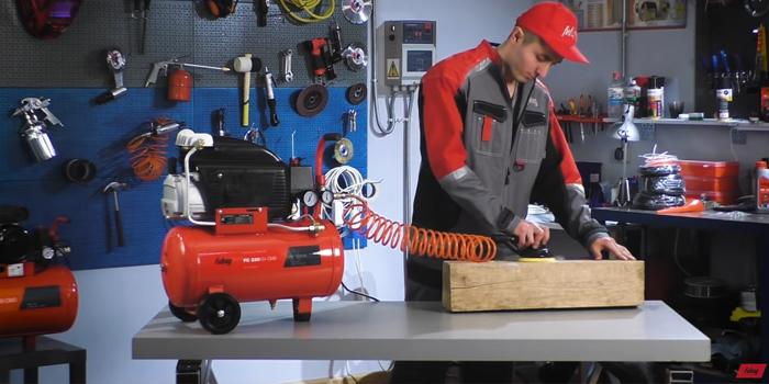 Компрессор воздушный: рекомендации по выбору оборудования