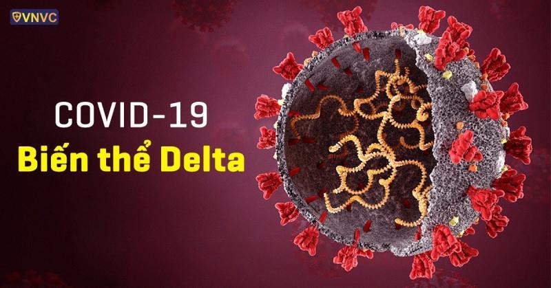Biến thể Delta là gì? Triệu chứng và vì sao lây nhanh tại TP.HCM?