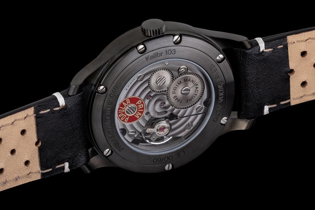 Limitovaná edice hodinek PRIM POPULAR - krabička