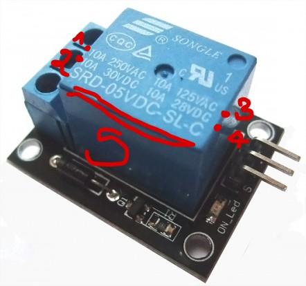 module relay