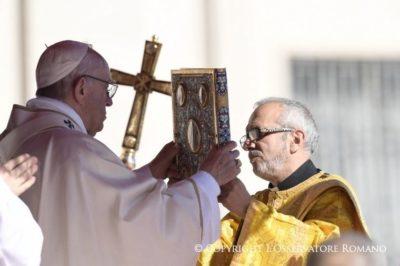 Đức Thánh Cha Phanxico tuyên phong 35 vị tân thánh