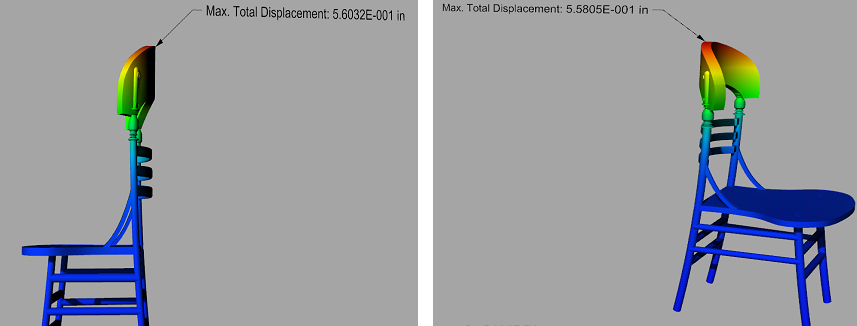 C:\Users\bmihe\Downloads\chair with steel support blog post #3\pictures\.025-.035 max disp compare.png