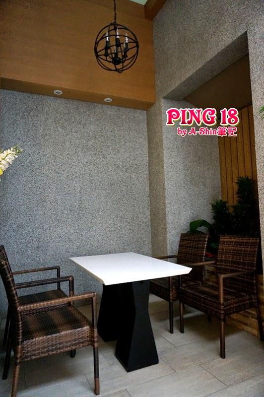 Ping 18 Bistro 新日法輕食11
