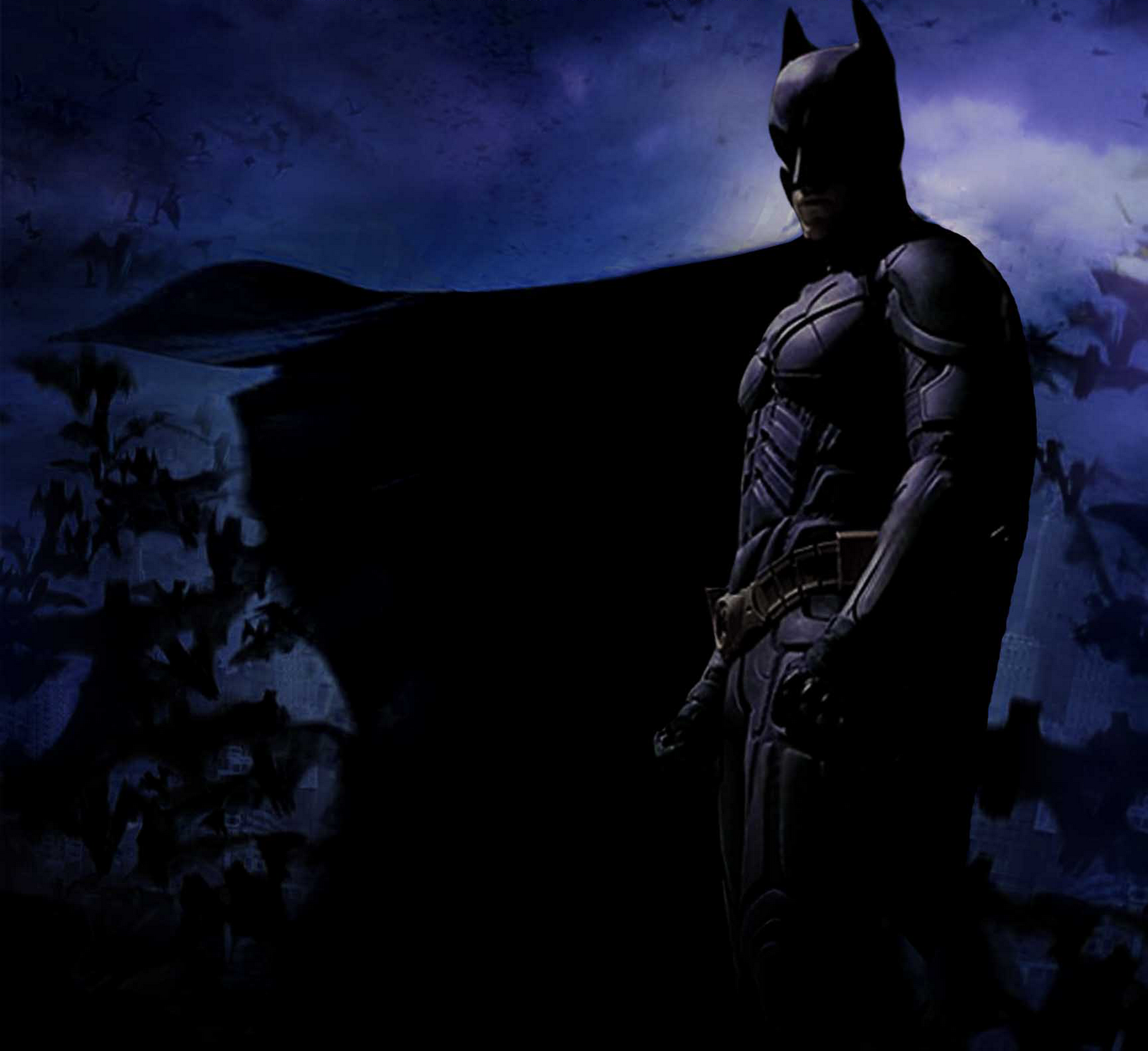 Batstravaganza! – What does it mean to be the Dark Knight?