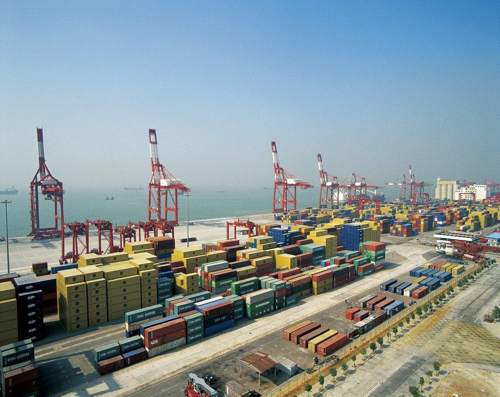 Порт Чиван, принадлежит порту Шэньчжэнь