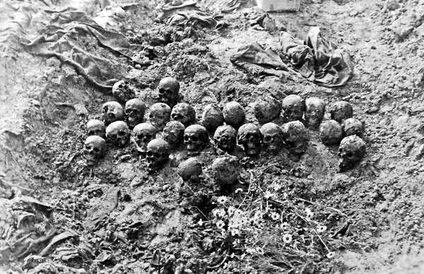 Фото:  Как убивали заключенных в тюрьмах в 1941 году