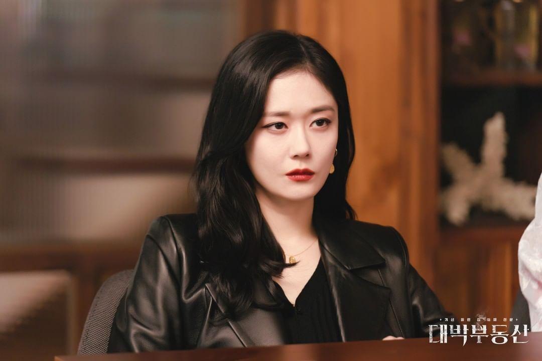 Jang Na Ra bí ẩn trong phim Bất Động Sản Trừ Tà