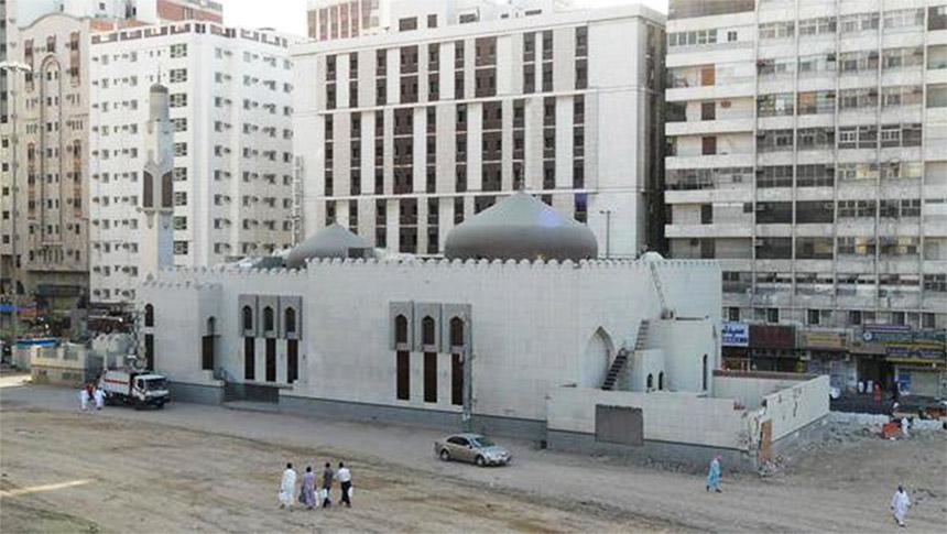 Masjid Ra'yah Masjid al-Rayah