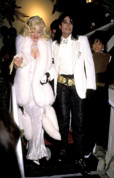 Madonna, Michael Jackson, 63rd Academy Awards