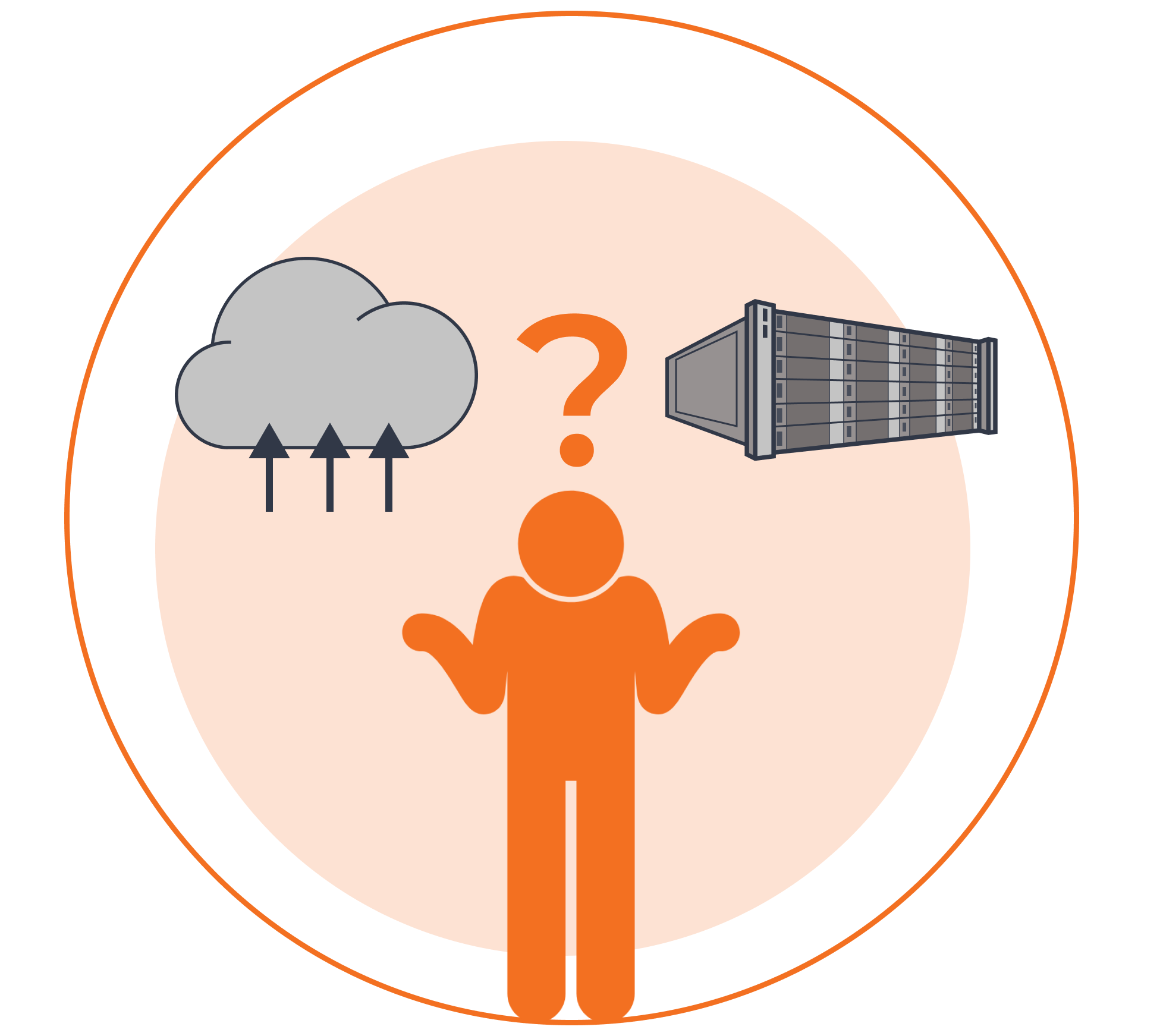 Облако или сервер