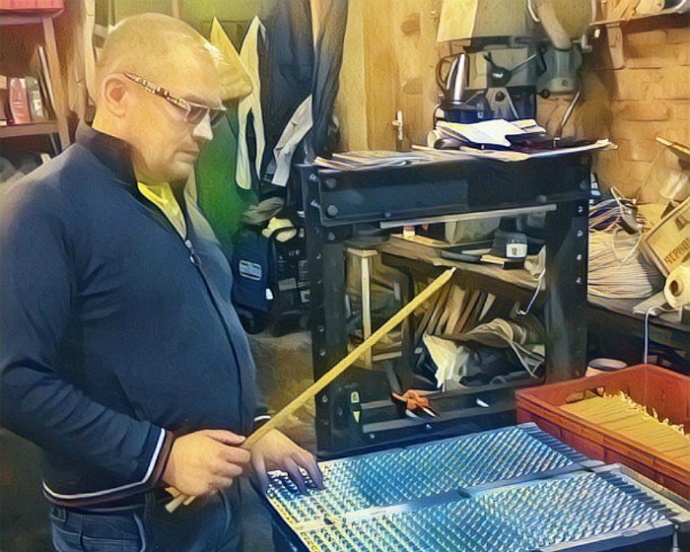 Компания «Преображенское свечное братство» проводит мастер-классы по изготовлению свечей