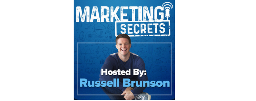 The marketing secrets show logo