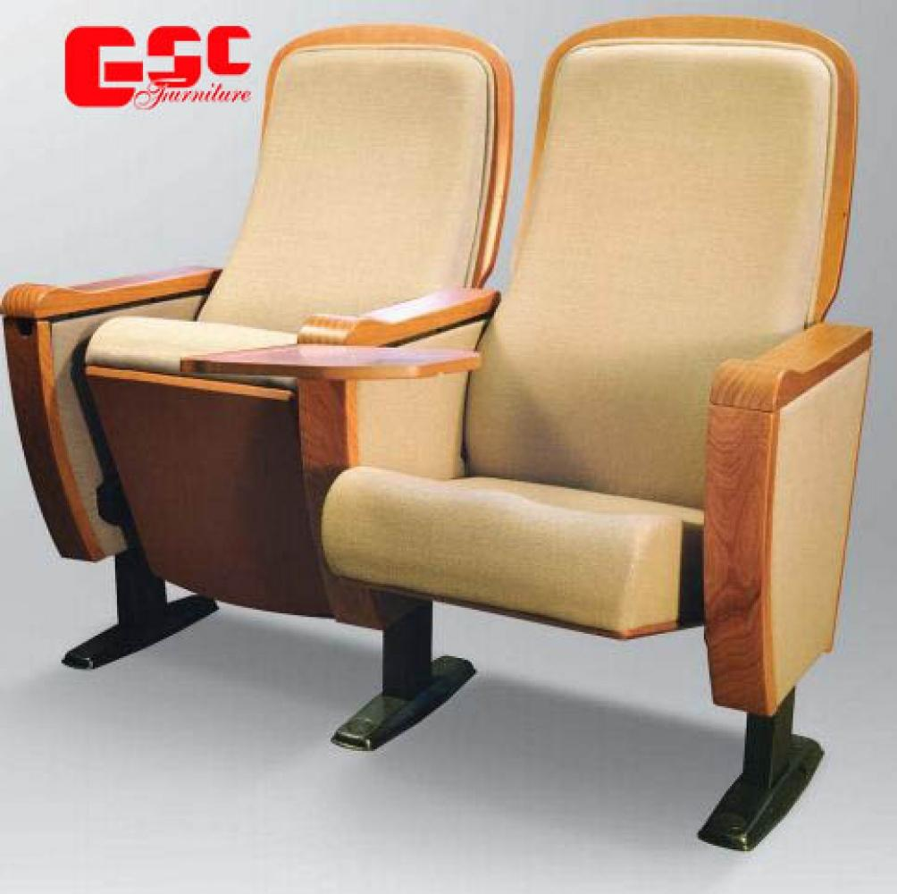 Ghế hội trường với kiểu dáng, thiết kế đơn giản