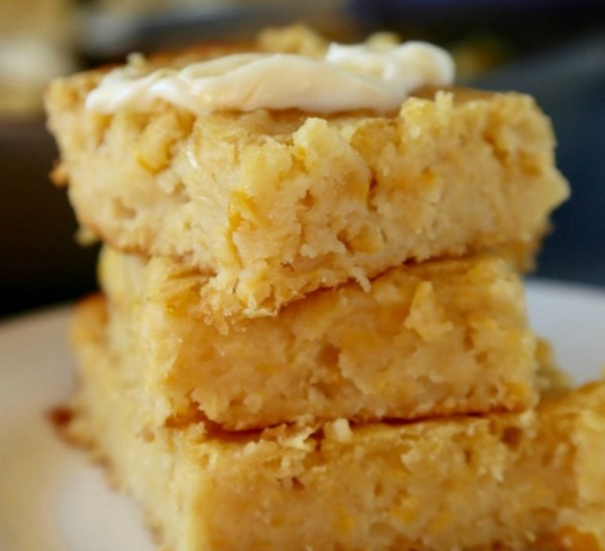 sweetcorn cake