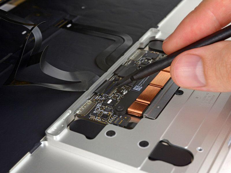 Kéo ruy bằng Trackpad qua khung của nó nhẹ nhàng