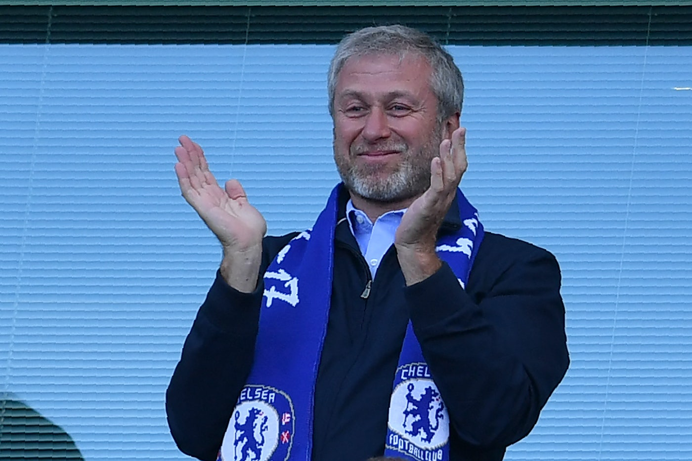 Roman Abramovich, Chelsea's Russian owner