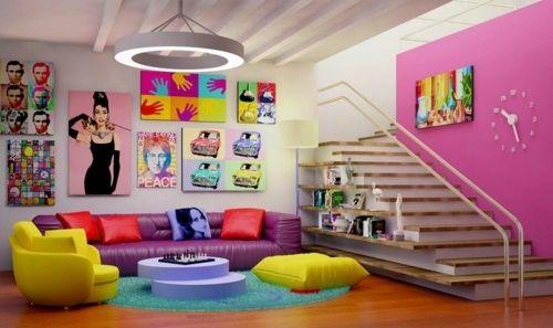 Phong cách thiết kế nội thất retro giúp nhà cửa nổi bật, cuốn hút