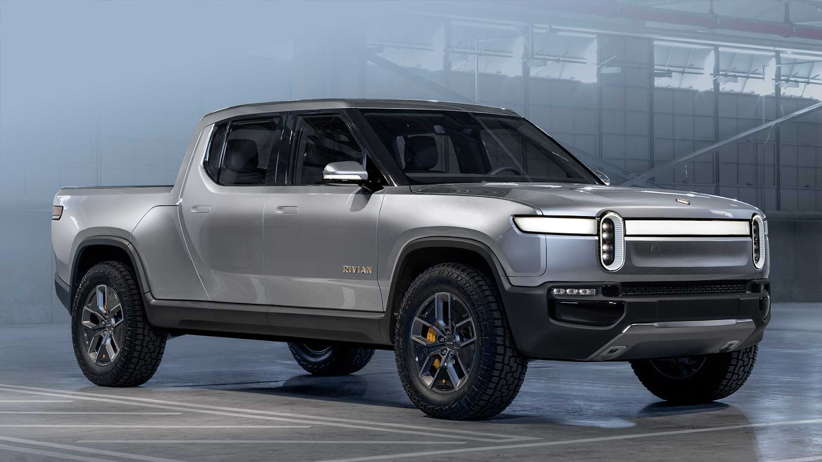 Image result for rivian truck