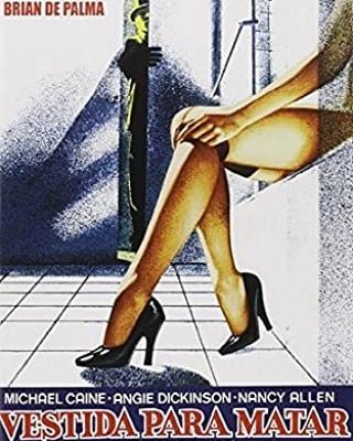 Vestida para matar (1980, Brian De Palma)