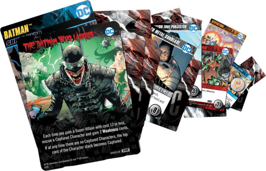 DC Deck-Building Game: Dark Nights: Metal