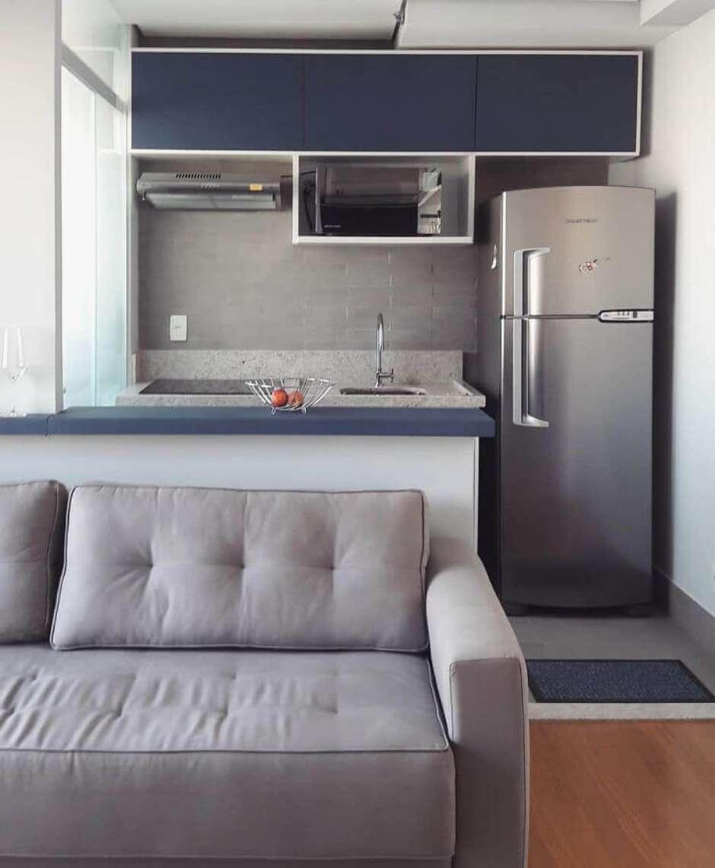 aproveitando os espaços da cozinha