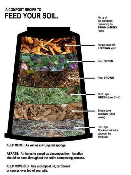 what is compost