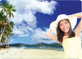 Dental tourism Phil girl, white dress, hat, beach.jpg