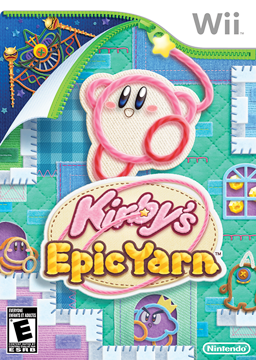 Image result for kirbys  epic yarn