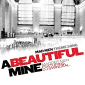 Mad Men Theme Song - A Beautiful Mine (feat. DJ Swindeal)