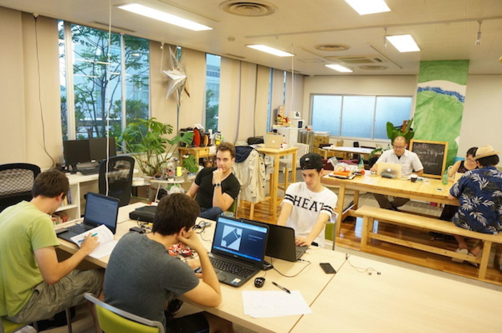 Osakan Coworking Space in Osaka-Kobe-Kyoto