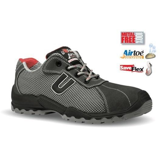Zapato de seguridad U-Power Coal