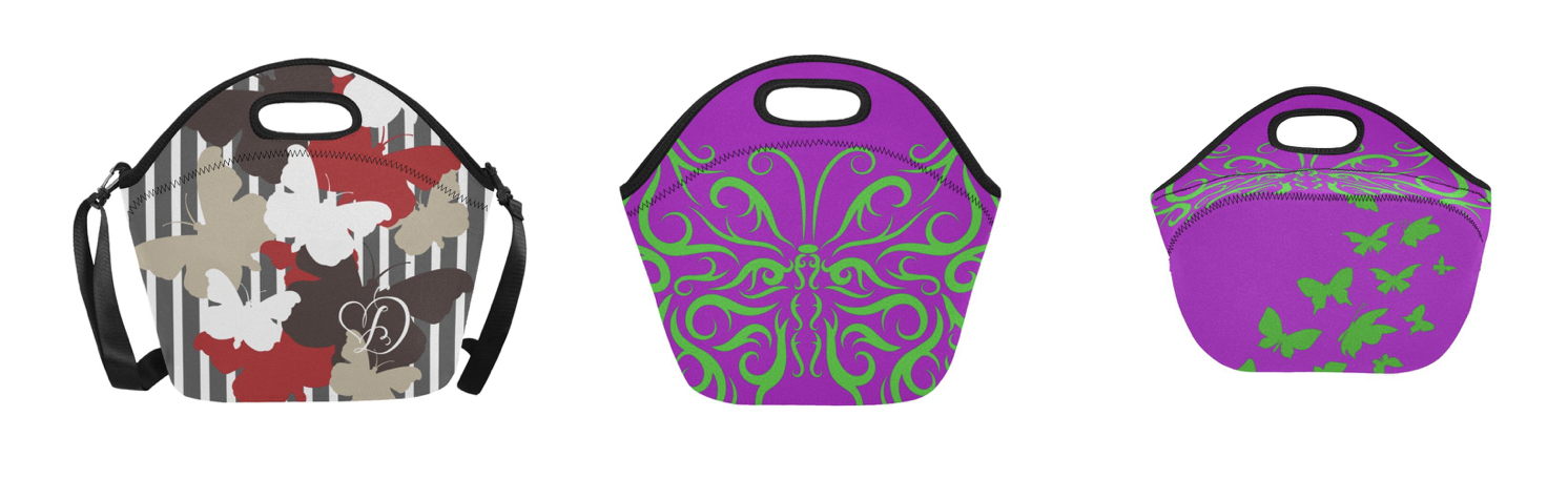 Lovekimmy Catalog | Product Gallery of Reusable Lunch Bags