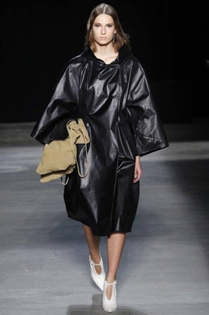 Leather raincoats 6