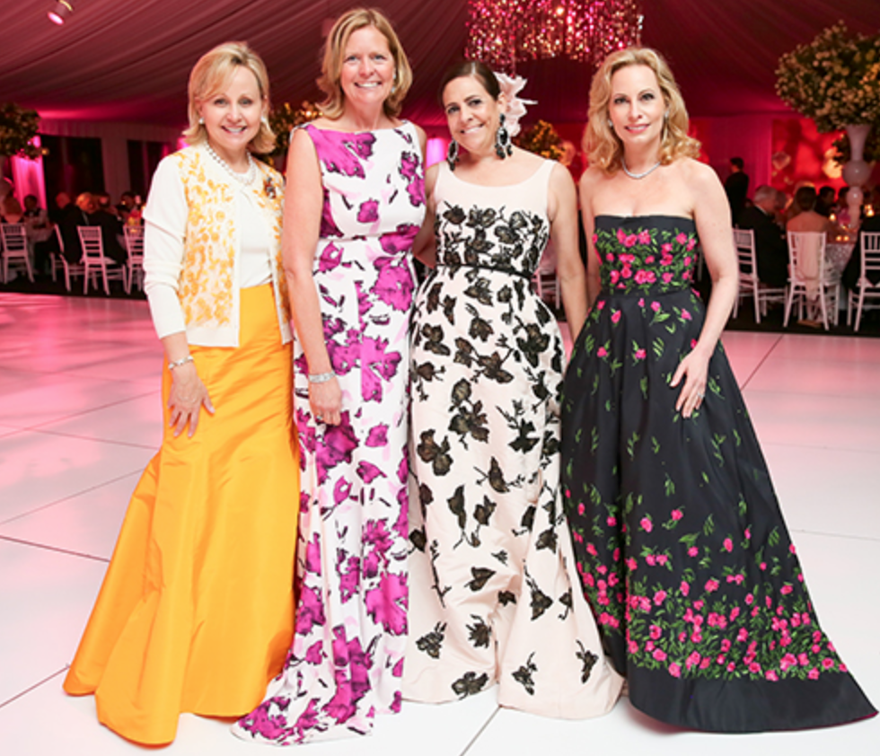 Karen Klopp and Hilary Dick article for New York Social Diary, New York Botanical Garden, Conservatory Ball, Georgia O'Keefe. Deborah Royce, Maureen Chilton, Alexandra Lebenthal, Gillian Miniter