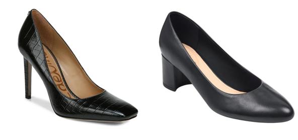 classic wardrobe essentials high heel shoe nordstrom