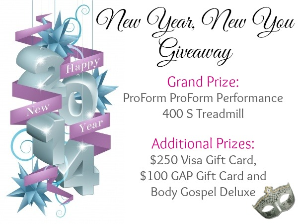 new year new you giveaway event opp
