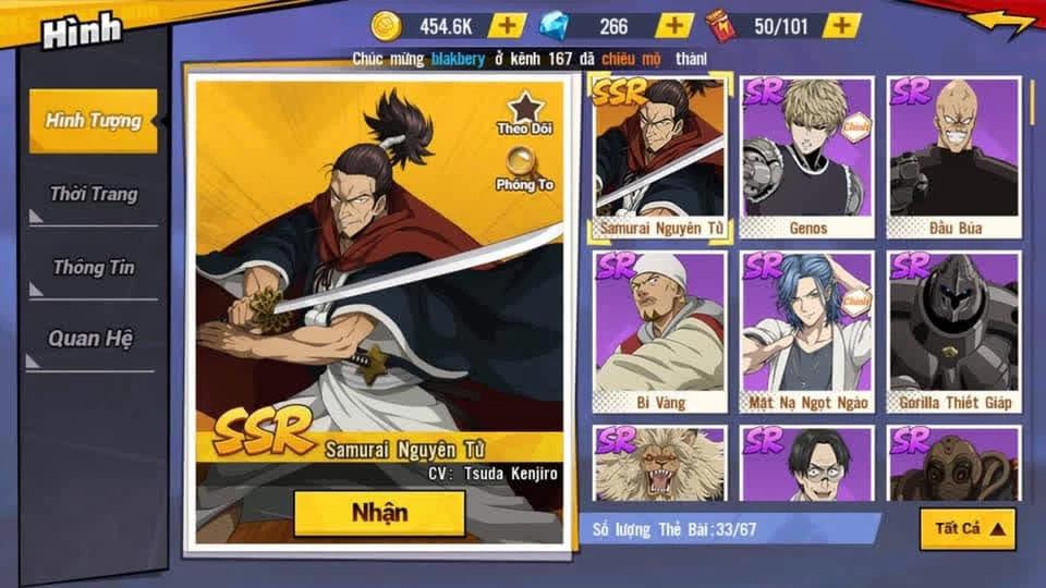 One Punch Man: The Strongest và VNG, tựa game và NPH tiên phong trong việc phát hành game Anime bản quyền tại Việt Nam - Ảnh 5.