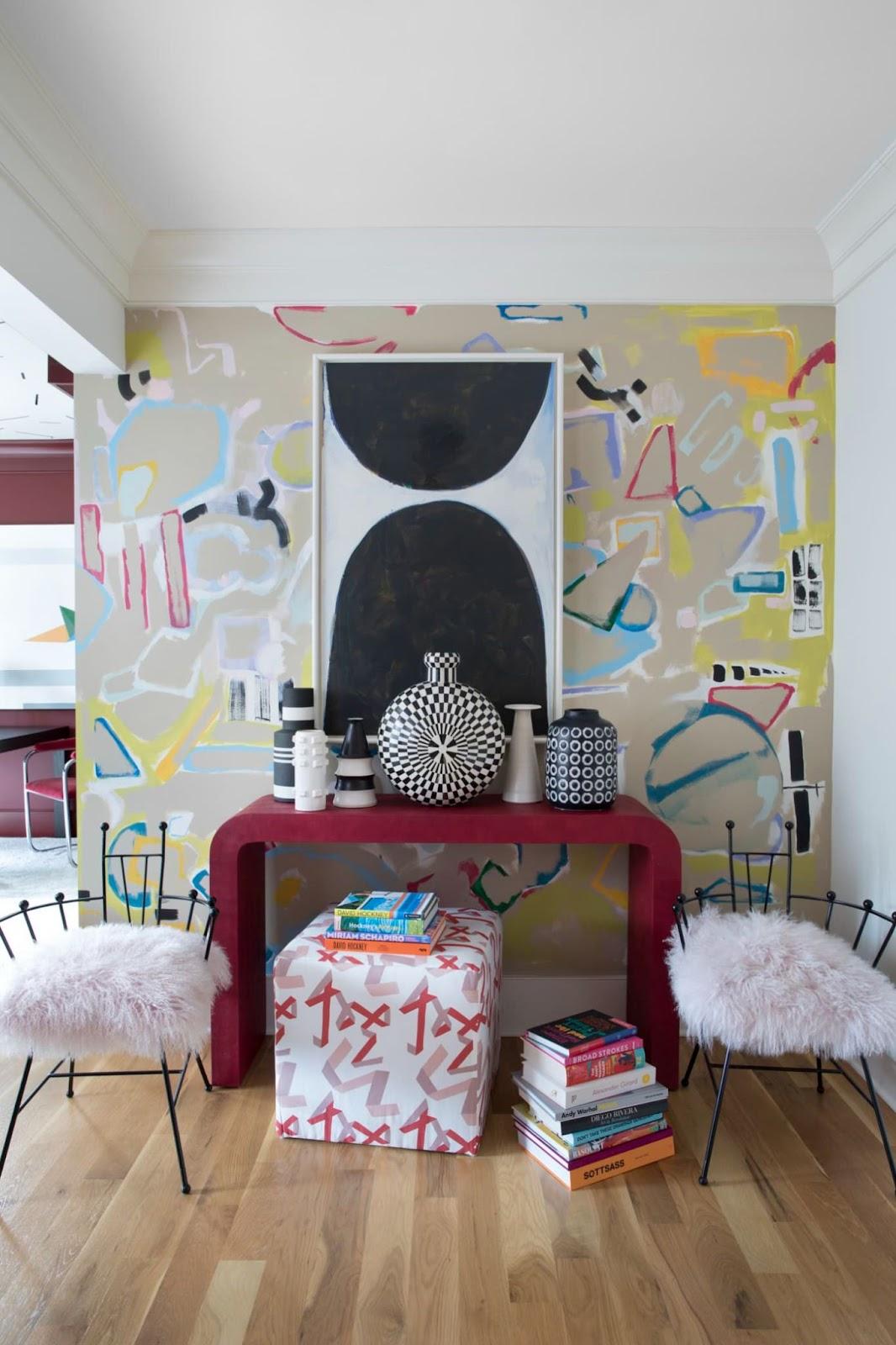 playful postmodern furniture trend