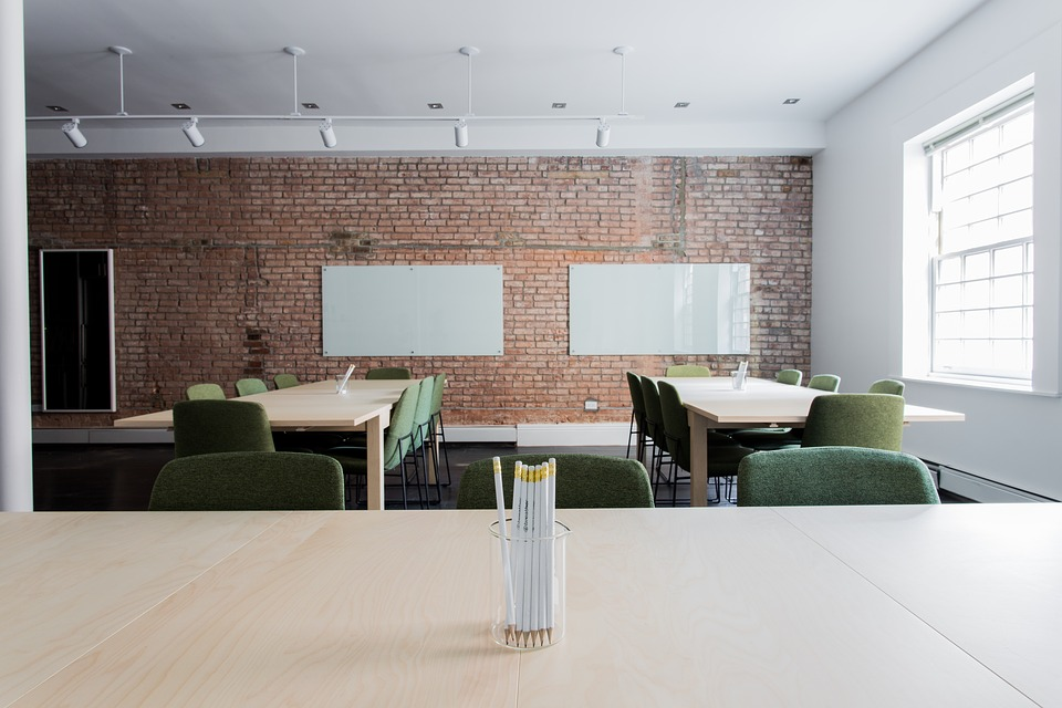 bricks-chairs-classroom-empty-do not tolerate in the workplace mishandling