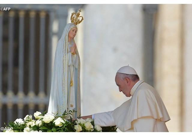 Vatican thông báo chương trình viếng thăm Fatima của Đức Thánh Cha