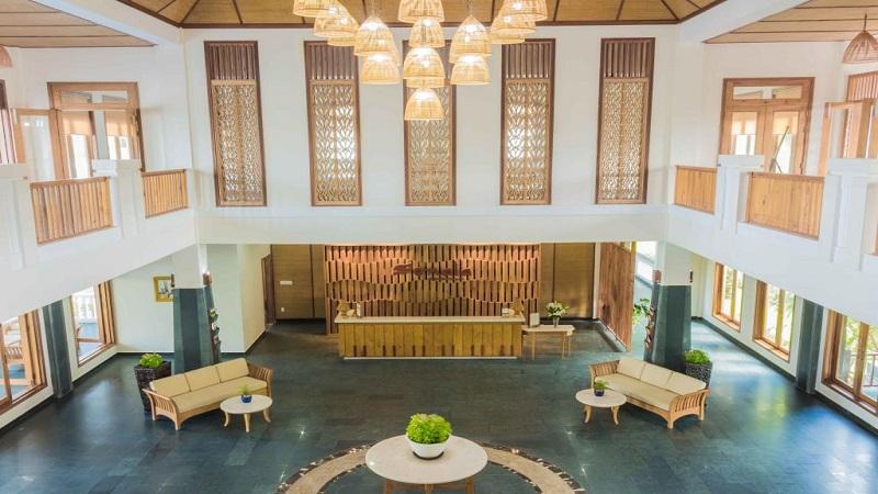 Sảnh đón khách Sonata Resort & Spa