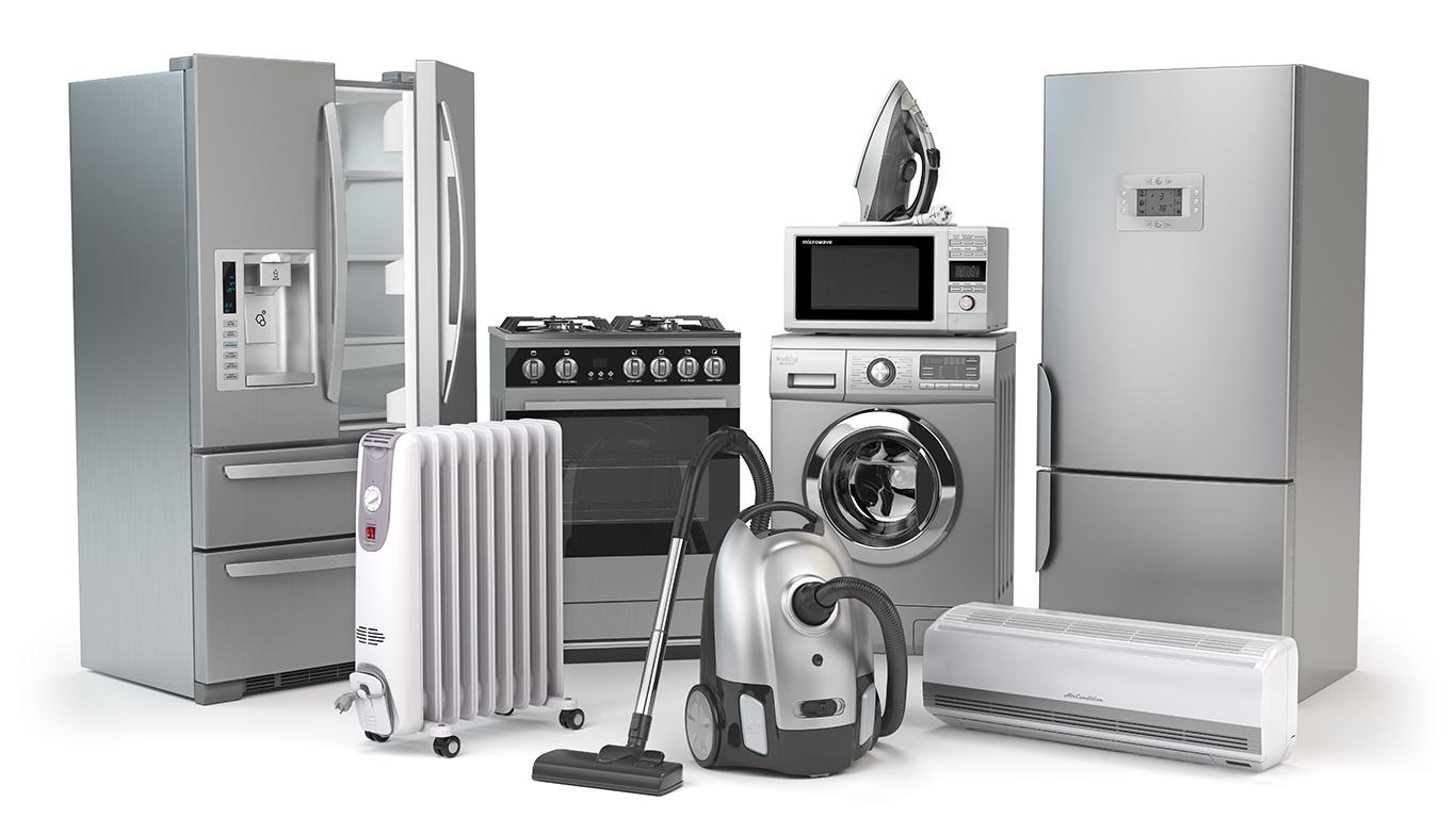 artículos de línea blanca que necesitas en tu hogar