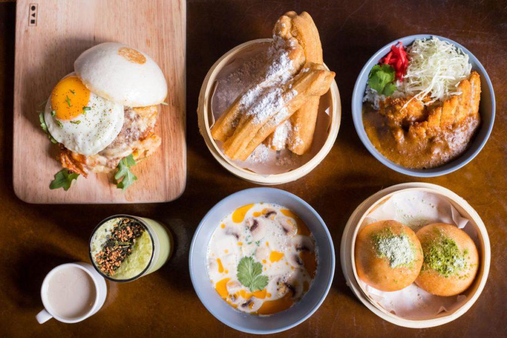 Jin Bao foods