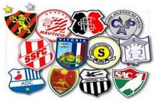 Flamengo contra times nordestinos