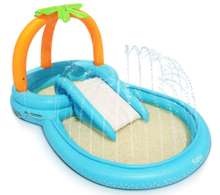 5. Sable Inflatable Play Center