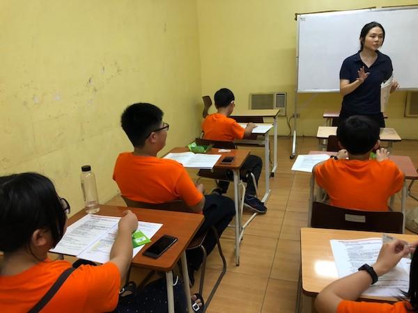 2020菲律賓遊學團新生入學測驗